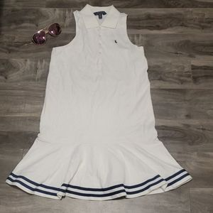 Girls Polo Ralph Lauren Dress